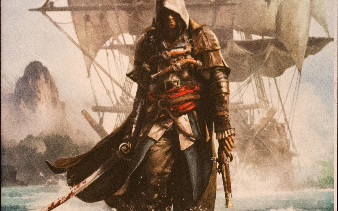 The Art of Assassin's Creed IV Black Flag Review